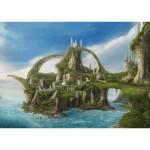 Puzzle  Schmidt-Spiele-59610 Île des Cascades