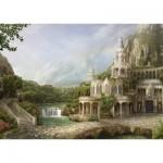 Puzzle  Schmidt-Spiele-59611 Palais à la Montagne