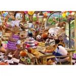Puzzle  Schmidt-Spiele-59663 Steve Sundram, Chef Mania
