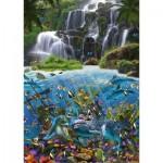 Puzzle  Schmidt-Spiele-59684 John Enright - Cascade