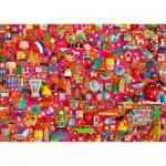 Puzzle  Schmidt-Spiele-59699 Shelley Davies - Jouets Vintage