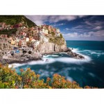 Puzzle   Manorola, Cinque Terre, Italie