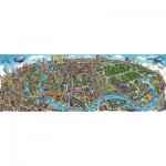 Puzzle   Paysage Urbain - Berlin