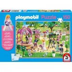 Puzzle   Playmobil - Mariage
