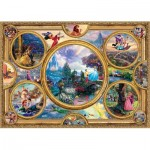 Puzzle   Thomas Kinkade - Disney Dreams Collection