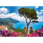 Puzzle   Vue sur la Côte Amalfitaine
