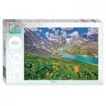 Puzzle  Step-Puzzle-78095 Montagnes de l'Altaï