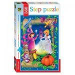Puzzle  Step-Puzzle-78099 Cendrillon