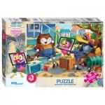 Puzzle  Step-Puzzle-79108 Parrot Kesha
