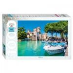 Puzzle  Step-Puzzle-79116 Lake Garda