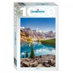 Puzzle  Step-Puzzle-79120 Moraine Lake, Canada