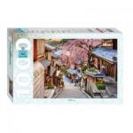 Puzzle  Step-Puzzle-79146 Rue de Kyoto, Japon