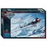 Puzzle  Step-Puzzle-79614 World of Warplanes