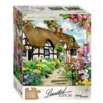 Puzzle  Step-Puzzle-79800 English Cottage