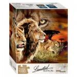 Puzzle  Step-Puzzle-79807 Trouvez 10 Lions !