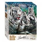 Puzzle  Step-Puzzle-79808 Trouvez 13 Tigres!