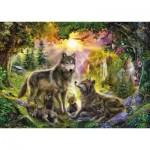 Puzzle  Step-Puzzle-83046 Loups
