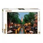 Puzzle  Step-Puzzle-83049 Amsterdam