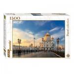 Puzzle  Step-Puzzle-83053 Cathédrale du Christ-Sauveur de Moscou