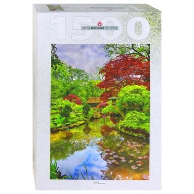 Puzzle Step-Puzzle-83064 Jardin Japonais à La Haye