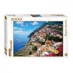 Puzzle  Step-Puzzle-84022 Amalfi, Italie