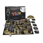 Studio 100-42997 Das Haus Anubis : Brettspiel Das geheimnisvolle Amulett (Jeu de société en Allemand)