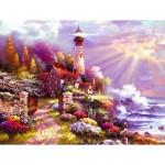 Puzzle  Sunsout-18036 Pièces XXL - Coastal Splendor