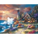 Puzzle  Sunsout-18059 Pièces XXL - James Lee - Guardian of Light