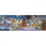 Puzzle  Sunsout-19295 Pièces XXL - The Stillness of Christmas