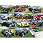 Puzzle  Sunsout-24518 Larry Grossman - World Class Classic Cars