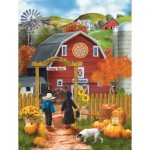 Puzzle  Sunsout-28755 Pièces XXL - Valley Farm