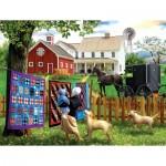 Puzzle  Sunsout-28769 Pièces XXL - Family Homestead