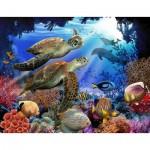 Puzzle  Sunsout-28804 Pièces XXL - Underwater Fantasy
