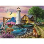 Puzzle  Sunsout-28945 Logan's Pointe