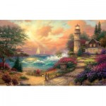 Puzzle  Sunsout-33759 Pièces XXL - Seaside Dreams