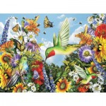 Puzzle  Sunsout-34940 Pièces XXL - Save the Bees