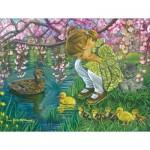 Puzzle  Sunsout-35883 Pièces XXL - Tricia Reilly-Matthews - A Mother's Love