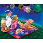 Puzzle  Sunsout-35918 Pièces XXL - Fireworks Finale