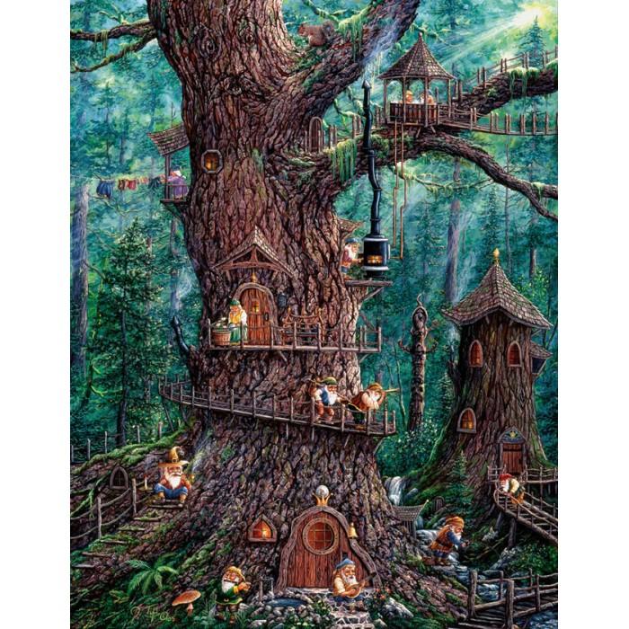 Pièces XXL - Jeff Tift - Forest Gnomes