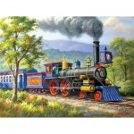 Puzzle  Sunsout-36626 Pièces XXL - The Junction Express