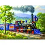Puzzle  Sunsout-36641 Pièces XXL - The Junction Express