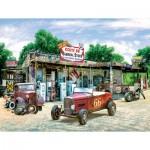 Puzzle  Sunsout-37179 Pièces XXL - Route 66 General Store