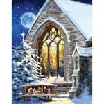 Puzzle  Sunsout-37346 Pièces XXL - The Macneil Studio - Christmas Manger