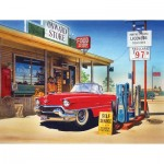 Puzzle  Sunsout-37460 Pièces XXL - Onward Store Gas Station