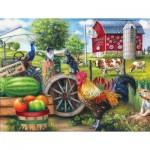 Puzzle  Sunsout-37661 Pièces XXL - Farm Life