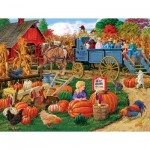 Puzzle  Sunsout-38804 Pièces XXL - Come On, Boy Hayride