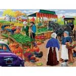 Puzzle  Sunsout-38830 Pièces XXL - Mr. P's Farm Market
