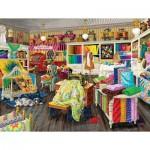 Puzzle  Sunsout-38879 Pièces XXL - Sewing Store Companions