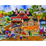 Puzzle  Sunsout-38971 Pièces XXL - Joseph Burgess - Jerrigan Bros General Store