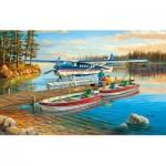 Puzzle  Sunsout-39321 Ken Zylla - Pickle Lake